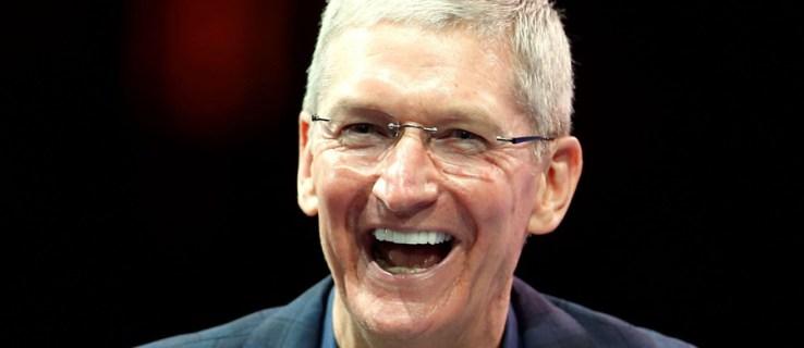 Apple ganó aún más dinero el último trimestre, pero a Wall Street no le importa
