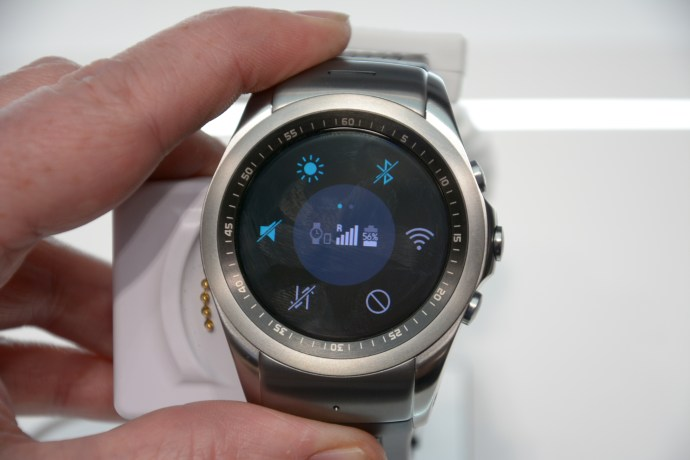 LG Watch Urbane LTE - settings