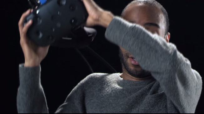 HTC and Valve Vive VR Headset