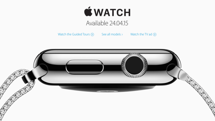 Apple Watch release date, specs, price and features