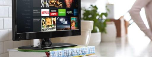 Amazon Fire TV Stick review - Kitchen setting