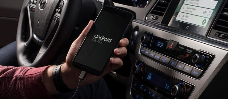 Hyundai's Sonata is the first publically available Android Auto car