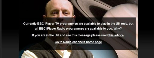 BBC iPlayer to lift international restrictions