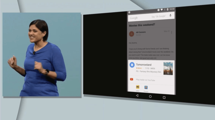 Google Now... Now on Tap