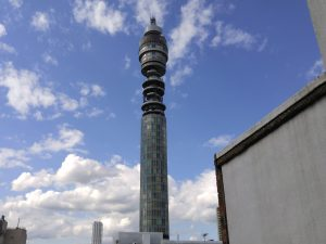 LG G4 review: Camera sample, BT tower