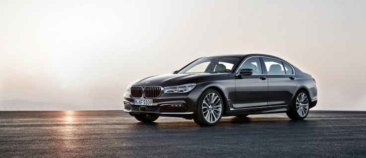 BMW's new 7 Series can park itself via remote control