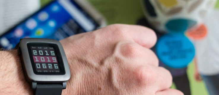 Pebble Time review: One smartwatch to outlast them all