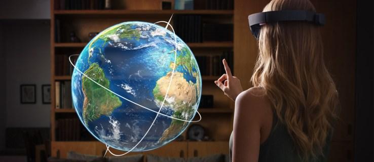 Microsoft ofrece $ 500,000 en becas de investigación para HoloLens