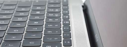 Apple MacBook (2015): The ultra-low profile keyboard works well, but takes a bit of getting used to