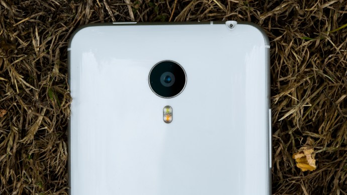Meizu MX4 Ubuntu Edition review: The rear-facing camera is a 20.7-megapixel Sony unit