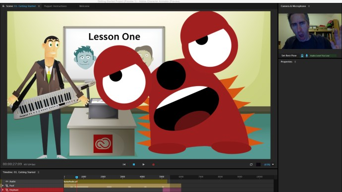 Adobe After Effects CC 2015 review: Character Animator