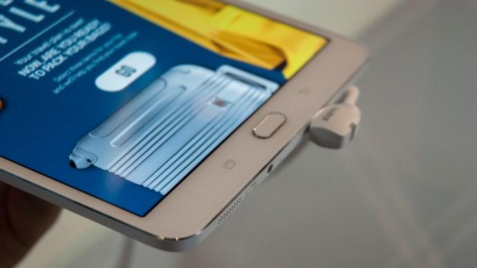 Samsung Galaxy Tab S2 review – Bottom