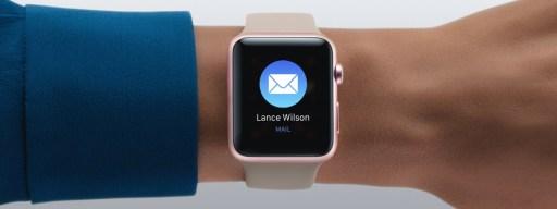 Apple watchOS 2 faces delays