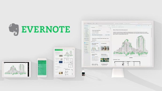 Six Killer apps for business - Evernote