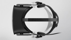 Oculus Rift virtual reality headset release date - Headset adjust