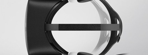 Oculus Rift virtual reality headset release date - Headset adjust