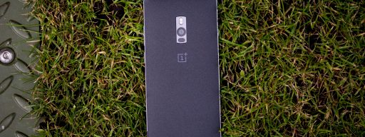 OnePlus 2 review: The rear panel is removable and four other finishes are available. This one is the Sandstone Black version