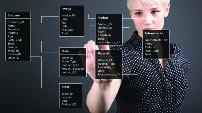 Solving Spreadsheet problems with databases - workflow woman