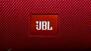 JBL Xtreme: JBL logo