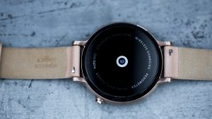 Motorola Moto 360 2 review: The Moto 360 has a PPG heart rate monitor