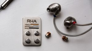RHA T10i review: Replaceable filters let you take the edge off the headphones' bass-heavy sound signature