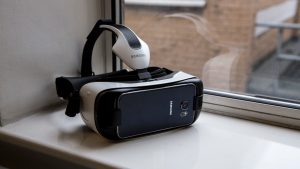 Samsung Gear VR review: From the front