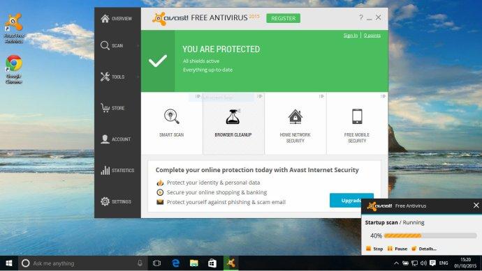 antivirus_windows_10_problems