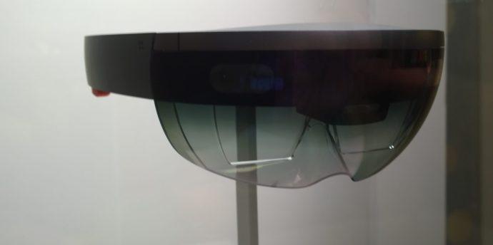 HoloLens Release Date - Sensors