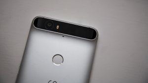 Nexus 6P review: The camera bulge looks rather good up close