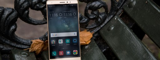 Huawei Mate S Press Touch review: Front