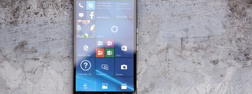Microsoft Lumia 950 XL review: Front
