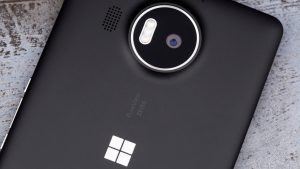 Microsoft Lumia 950 XL review: Camera