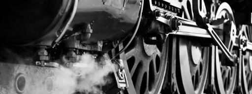 steam-train-on-tracks
