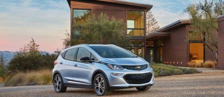 Chevrolet Bolt 2017: GM's new electric car could bring EVs to the masses