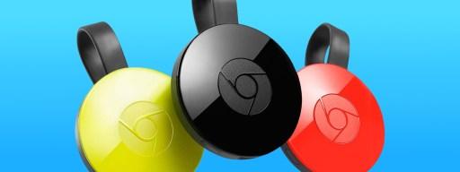 How to reset the Google Chromecast