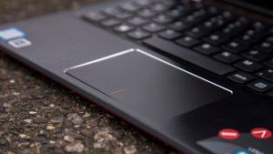Lenovo Yoga 700 review: Touchpad
