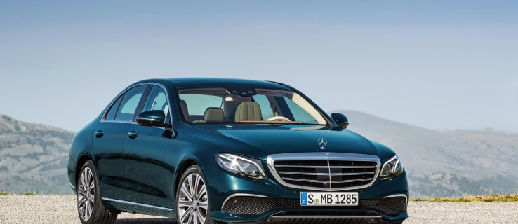 New Mercedes-Benz E-Class: This saloon can drive itself at 130mph and PREVENT crashes