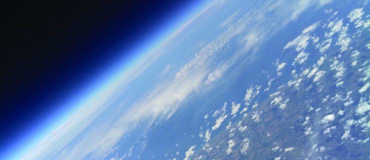 How I sent a Raspberry Pi into near space
