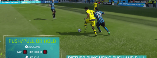 How to defend in Fifa 16