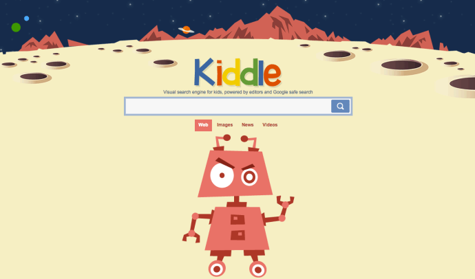 kiddle_homepage_not_google