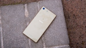 Sony Xperia M5 review: Rear