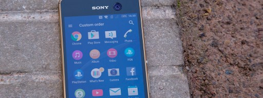 Sony Xperia M5 review: Front close