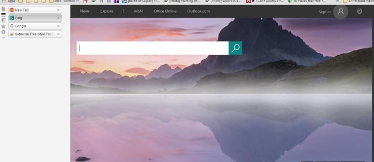 How to Add Tab Sidebars to Google Chrome