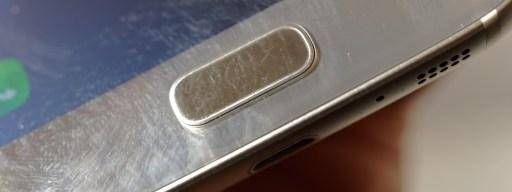Samsung Galaxy S7 review: Fingerprints