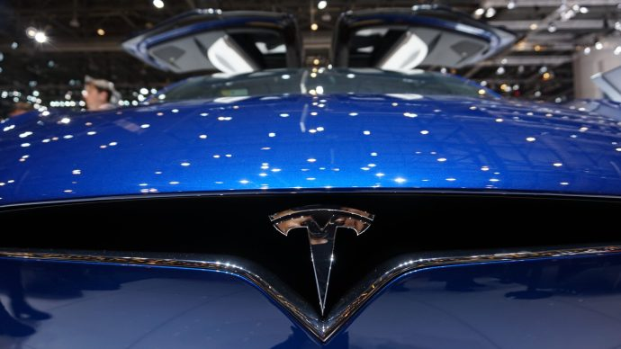 Tesla Model X (hands on): Elon Musk's first electric SUV combines big range and a stunning interior
