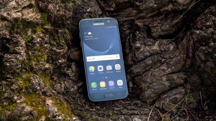 Samsung Galaxy S7 review: Main shot