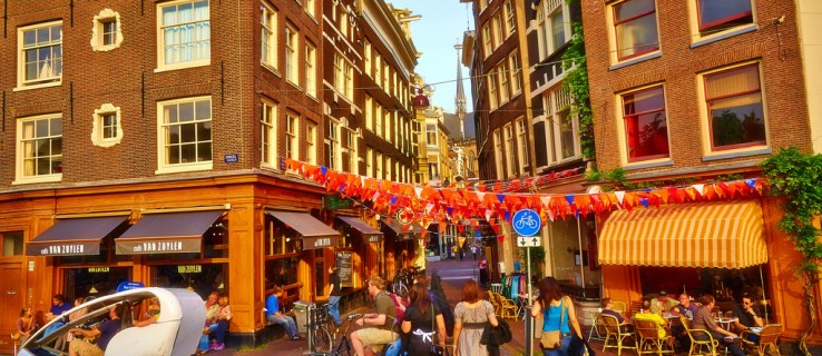 Amsterdam: could The Netherlands be about to ban motorcars by 2025?
