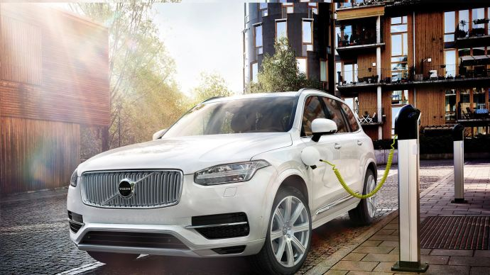 best hybrid cars for sale Volvo
