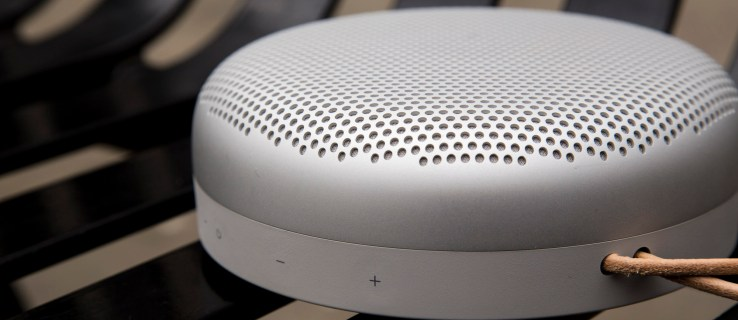 B&O Play Beoplay A1 review: Beautifully crafted sound
