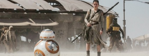 BB-8 will watch Star Wars: The Force Awakens